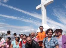 grup de romani la crucea alba