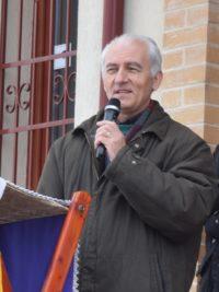 Pastor Ticu Leontescu