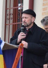 Vicar General al Episcopiei Greco-Catolice Lugoj, Pr. Pop Angelo
