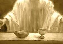 Jesus invites to the table